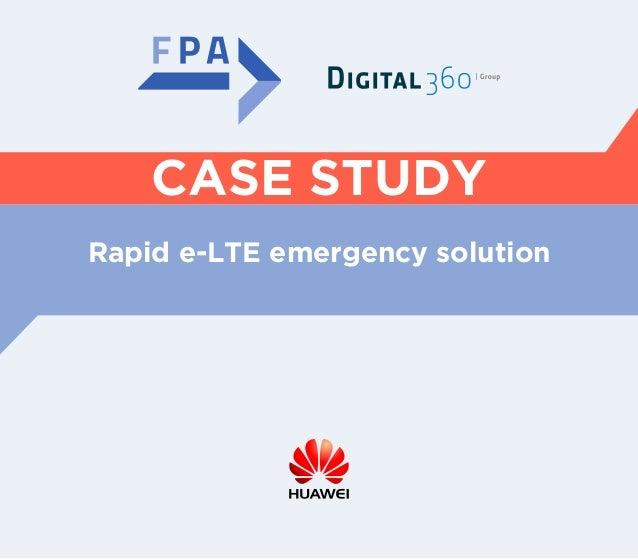 case study of 911