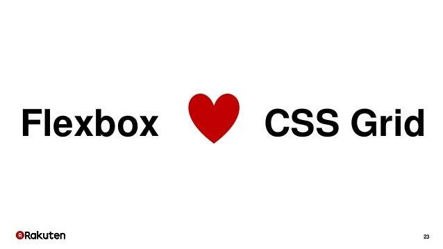 23 Flexbox CSS Grid