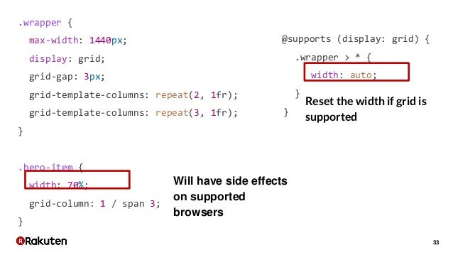 33 .wrapper { max-width: 1440px; display: grid; grid-gap: 3px; grid-template-columns: repeat(2, 1fr); grid-template-column...