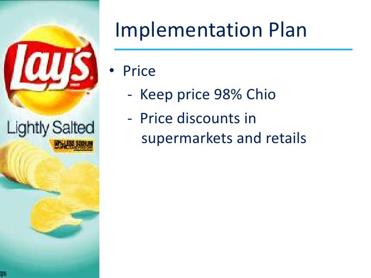 Consumer Behavior - Lays Potato Chips Hungary