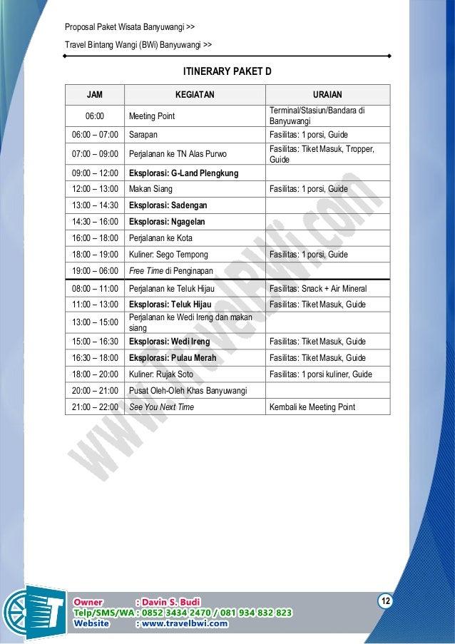 Paket Tour Wisata Banyuwangi 0852 3434 2470