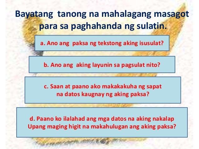 paksa ng konseptong papel Isang konseptong papel 30 na halimbawa  media ang pangunahing daluyan ng pambansang wika, o ang popular nitong bersyon, kolokyal na tagalog, filipino at taglish .