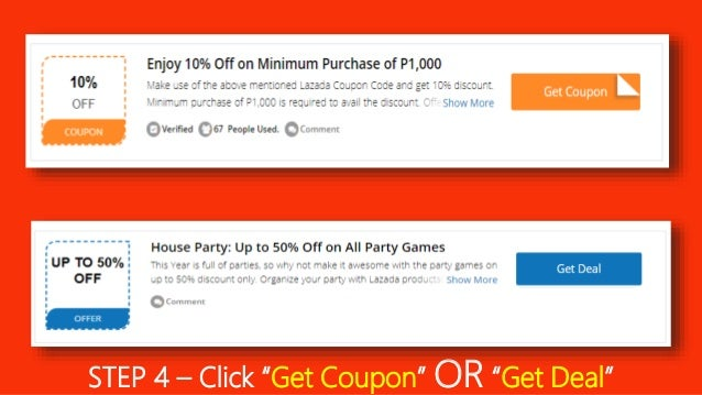 7 Simple Steps to Get Lazada PH Voucher Codes