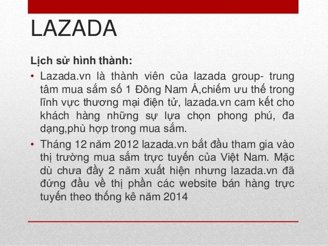 Cách Mạng Mua Sắm trực tuyến Lazada 12-15/12, Khuyến Mãi HOT