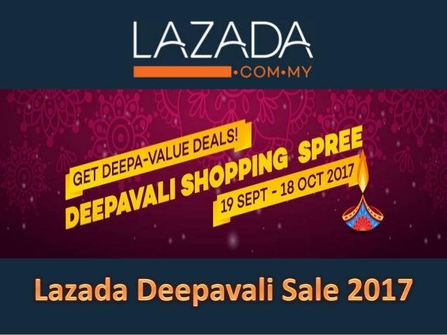 Lazada Voucher Code Malaysia - Deepavali Sale 2017