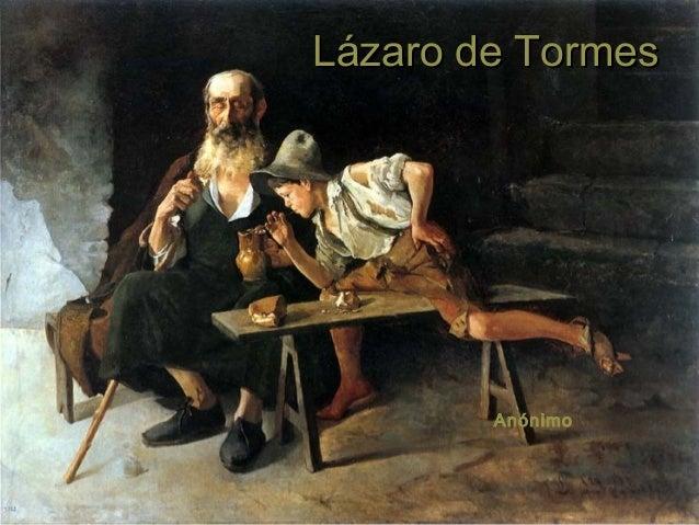 Lázaro de Tormes        Anónimo