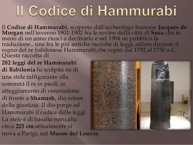 Risultati immagini per codice hammurabi
