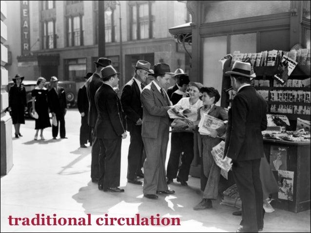 traditional circulation