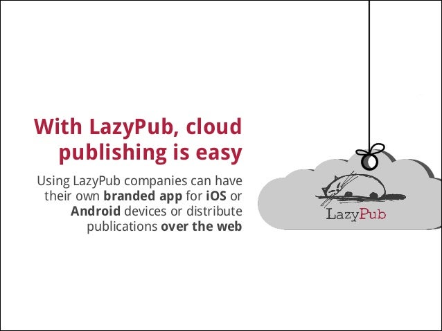 Advanced reader for PDF, EPUB and HTML5 publications Page thumbnails, bookmarks, portrait and landscape orientation suppor...