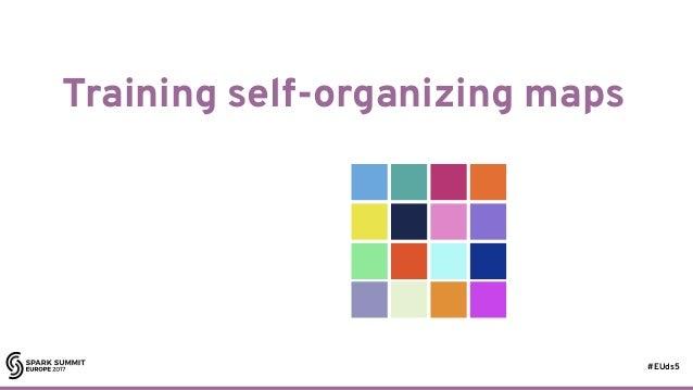 #EUds5 Training self-organizing maps 9