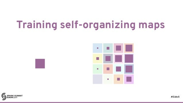 #EUds5 Training self-organizing maps 11