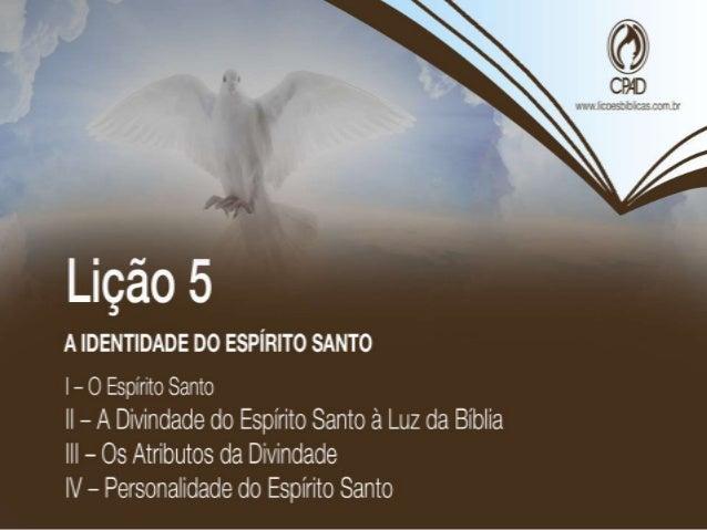 """TEXTO ÁUREO """"Não sabeis vós que sois o templo de Deus e que o Espírito de Deus habita em vós?"""" (1 Co 3.16)"""