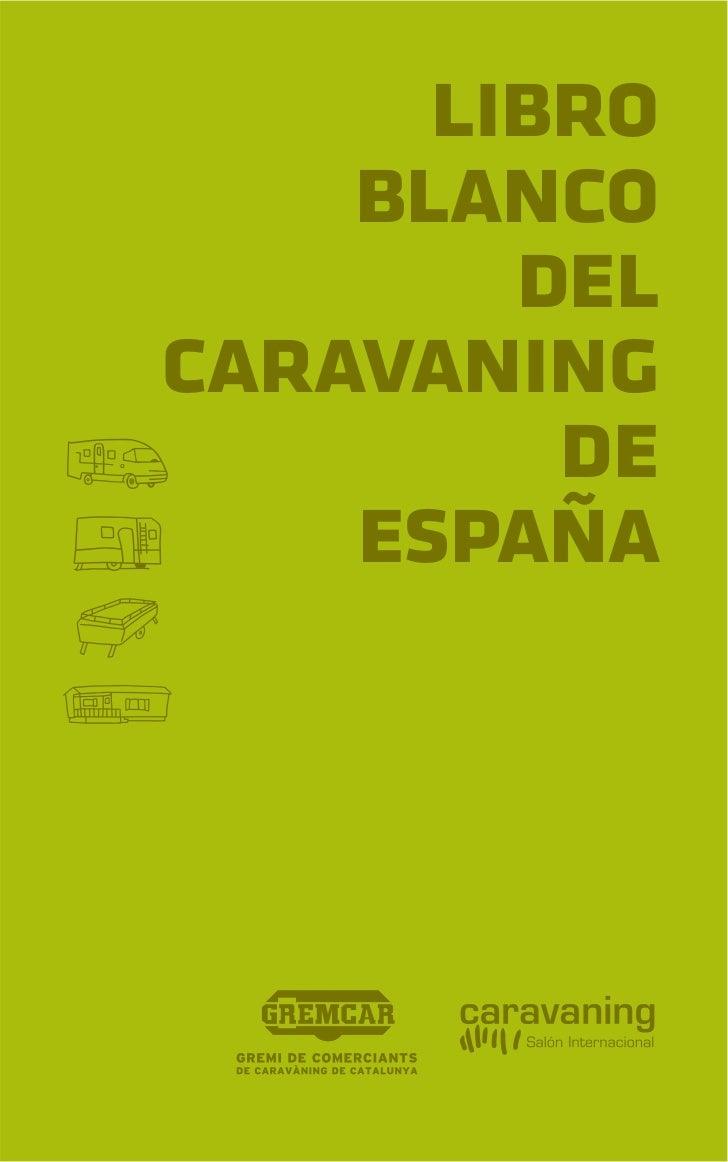 libro    blanco        delcaravaning         de    españa