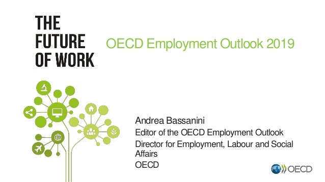 OECD Employment Outlook 2019 Andrea Bassanini Editor of the OECD Employment Outlook Director for Employment, Labour and So...