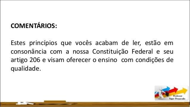 lbd comentada art 2 e 302816 Artigo 2 Da Constituicao Federal #17