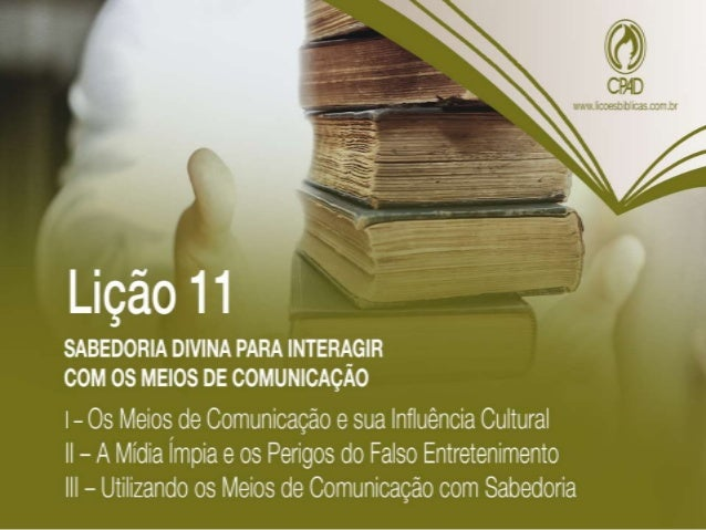 """TEXTO DO DIA """"E não comuniqueis com as obras infrutuosas das trevas, mas, antes, condenai-as."""" (Ef 5.11)"""