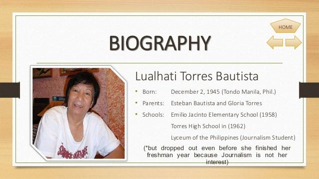 lualhati bautista Gapo by lualhati bautista and a great selection of similar used, new and collectible books available now at abebookscom.
