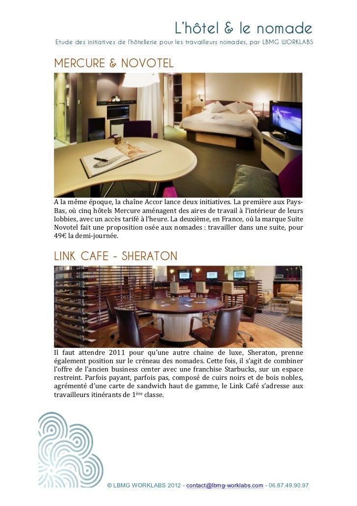 Lbmg   l'hotel & le nomade Slide 3