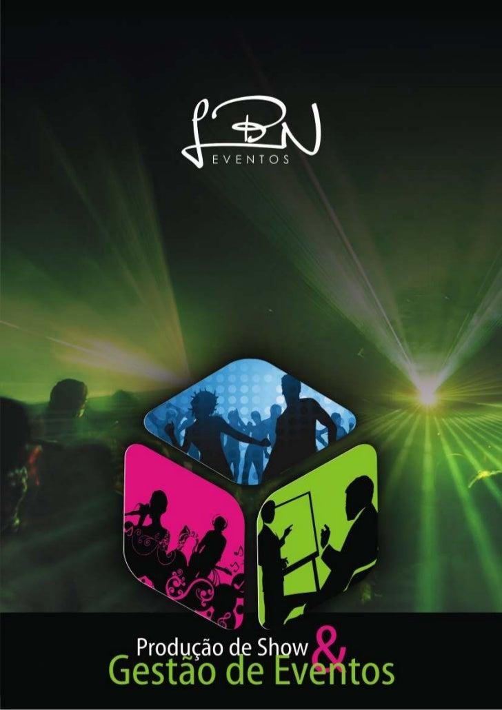 LBN eventos Portfolio