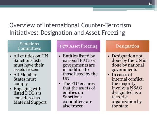 un global counter-terrorism strategy pdf