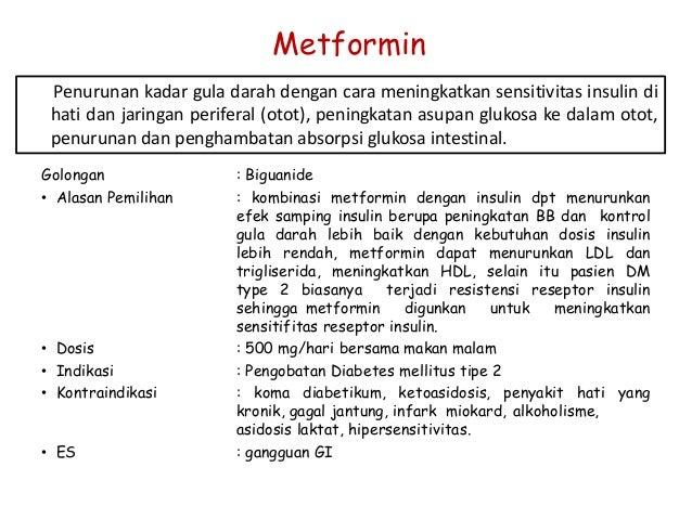 METFORMIN HEXPHARM 500MG