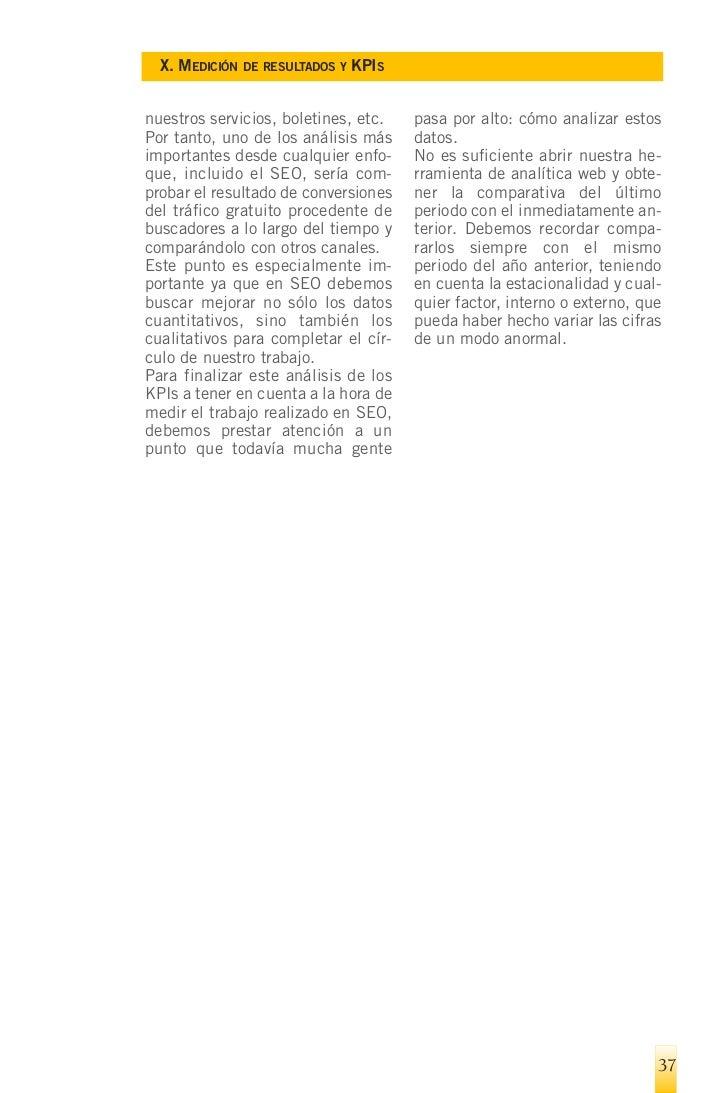 XI. F   UTURO Y TENDENCIAS DEL SEO