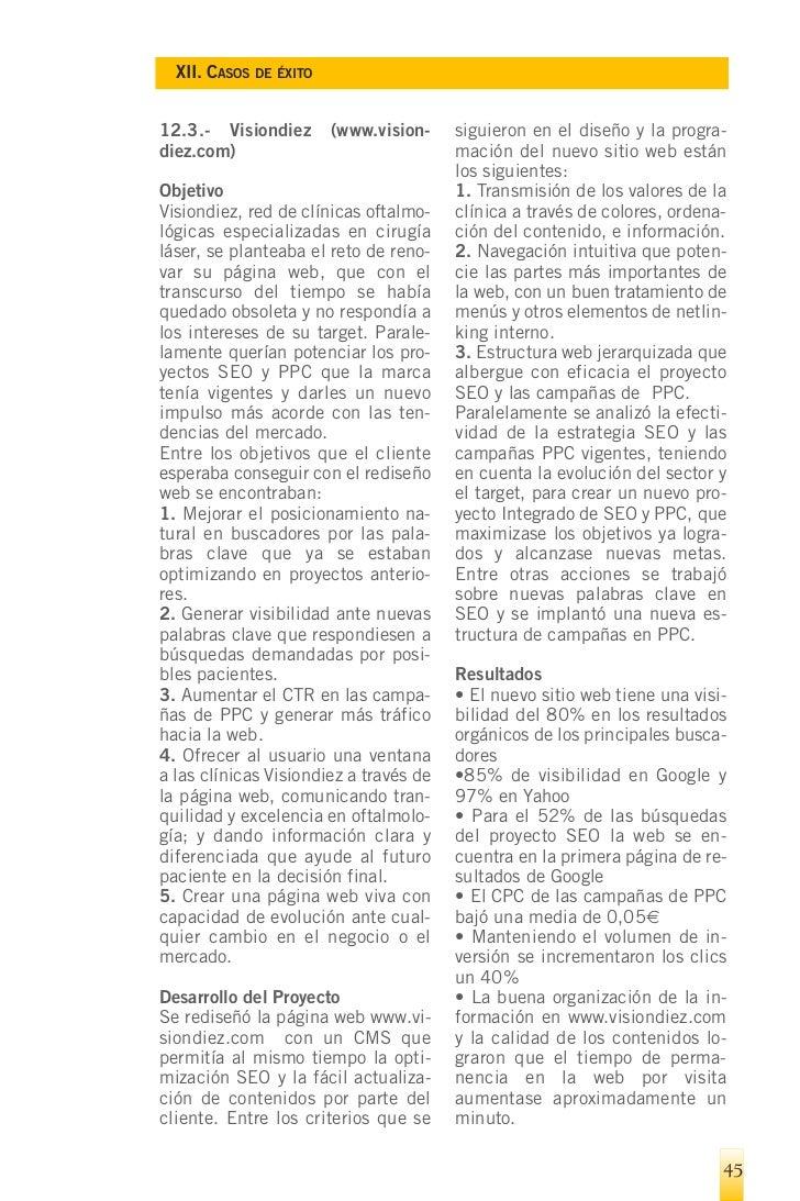 XIII. M    SEO OFERTA          ODELO DE