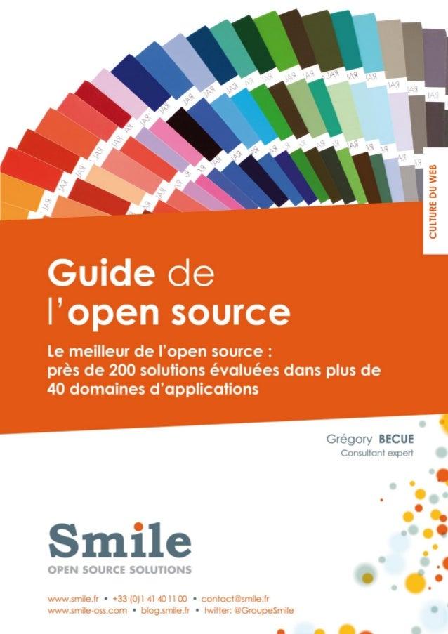 Livre blanc ___________________________Guide de l'open source