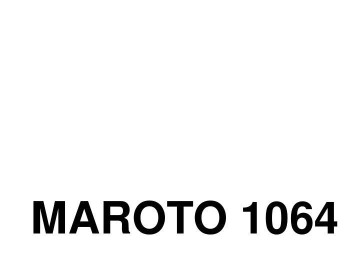MAROTO 1064
