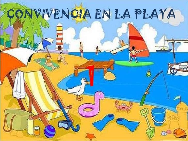 CONVIVENCIA EN LA PLAYA     Álbum de fotografías             1           por MARTA