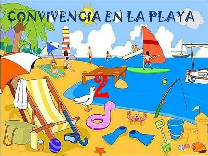 CONVIVENCIA EN LA PLAYA     Álbum de fotografías             2           por MARTA
