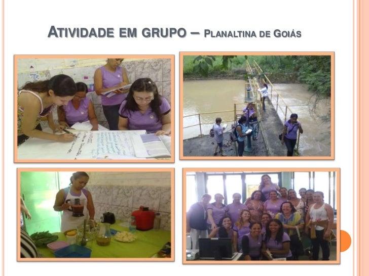 Apresentação Profuncionário - NTE Anápolis- 2012