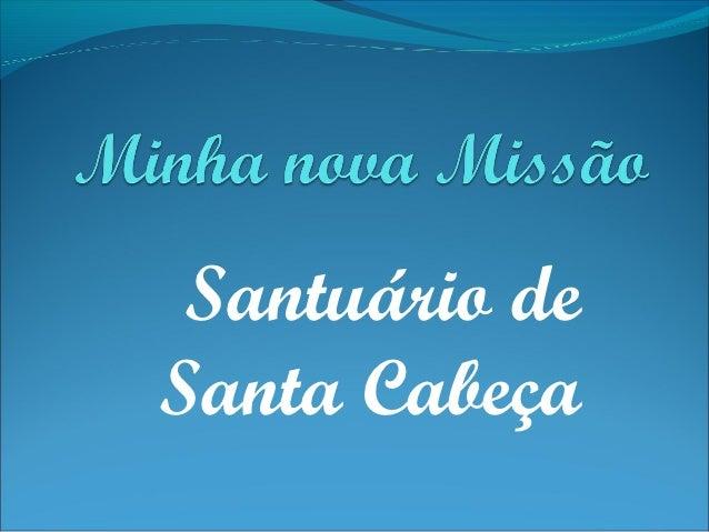 Santuário deSanta Cabeça