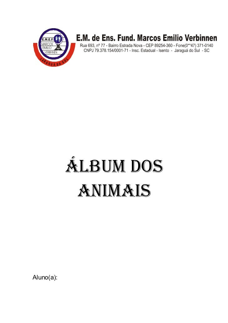 JA                     L       RA            U            GUÁ DO S                     ÁLBUM DOS                      ANIM...