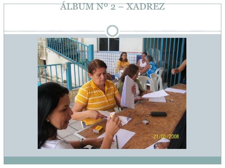 ÁLBUM Nº 2 – XADREZ<br />