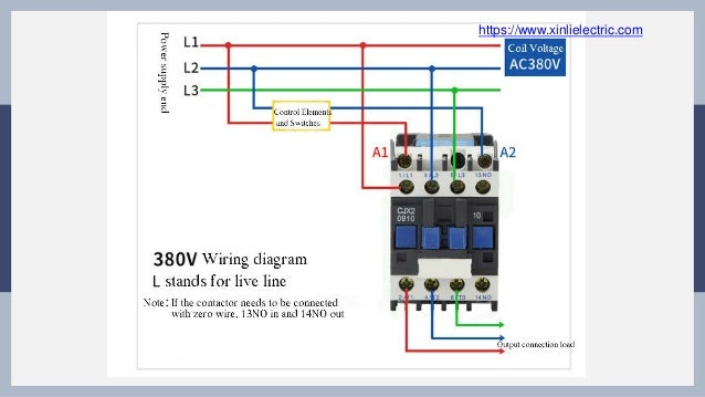 Ge Lighting Contactor Wiring Diagram from image.slidesharecdn.com