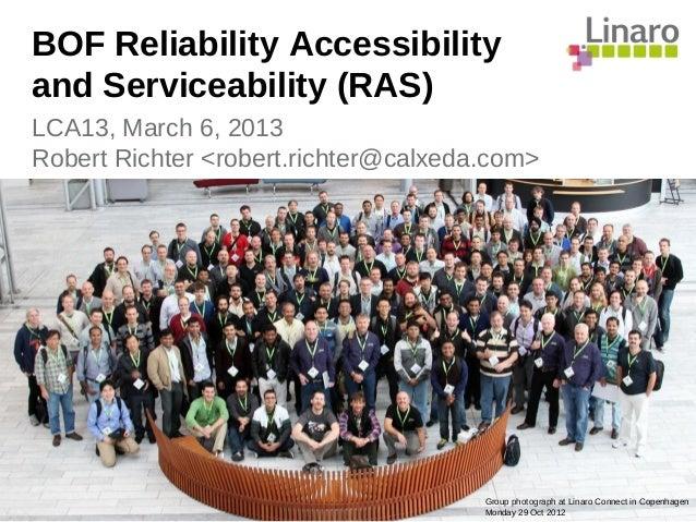 Group photograph at Linaro Connect in Copenhagen Monday 29 Oct 2012 LCA13, March 6, 2013 Robert Richter <robert.richter@ca...