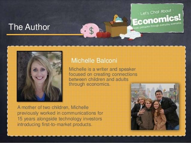 Let's Chat About Economics - Book Overview Slide 2