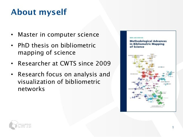 dissertation on bibliometric analysis Bibliometric dissertation bibliometric dissertation dissertation on bibliometric analysis dissertation on bibliometric analysis citation analysis of dissertations and  for examining reference citation in  .