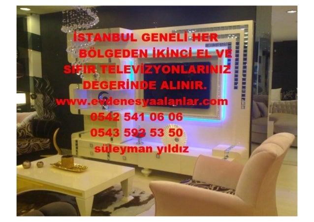 Esenkent 2.El Lcd Smart Tv Alanlar 0542 541 06 06-Elsidi Tv Alanlar Slide 2