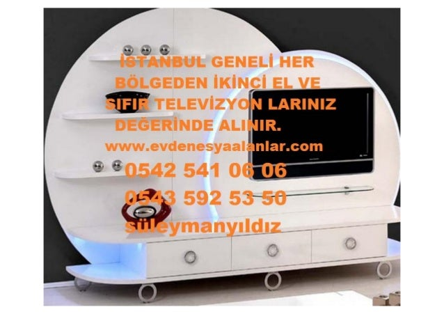 Yeniçamlıca 2.El Lcd Smart Tv Alanlar 0542 541 06 06-Elsidi Tv Alanlar