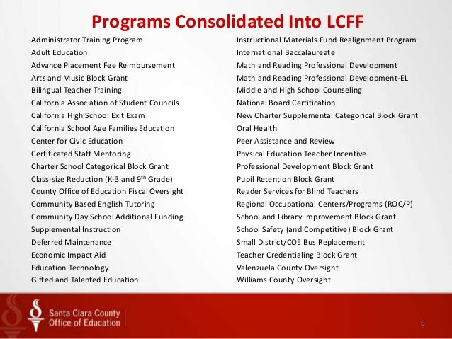 LCFF Frequently Asked Questions  Local Control Funding