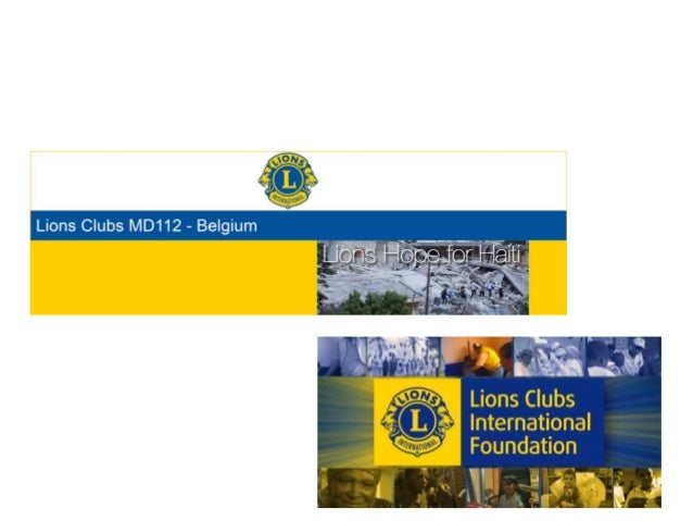 Images of Lions Club International Foundation - #rock-cafe