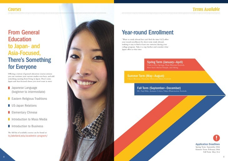 Lakeland College Brochure