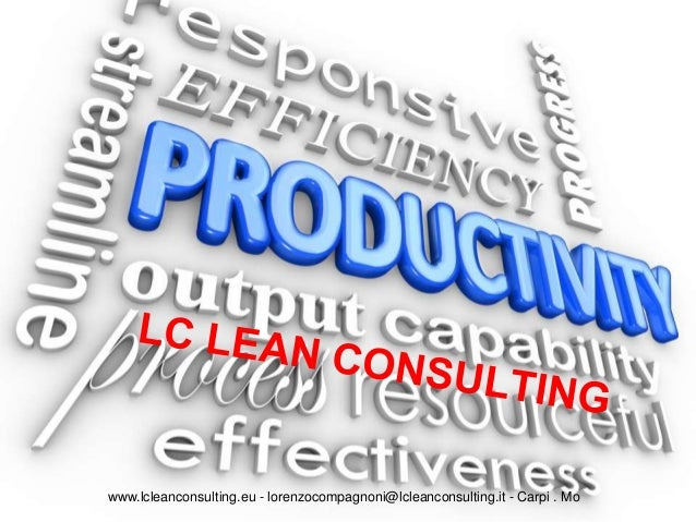 how to become a lean consultant