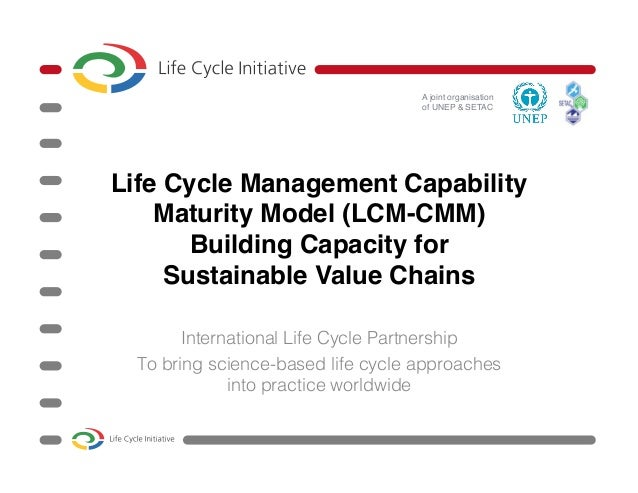 Life Cycle Management Capability Maturity Model (LCM-CMM
