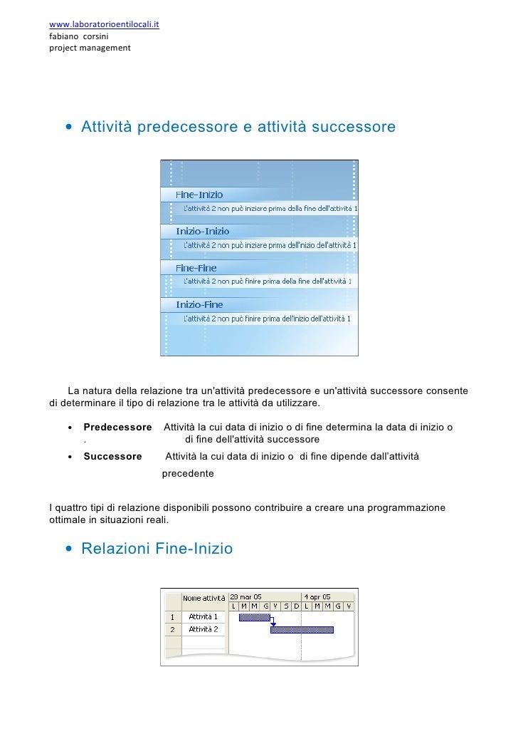 collegamento tra attività Slide 3
