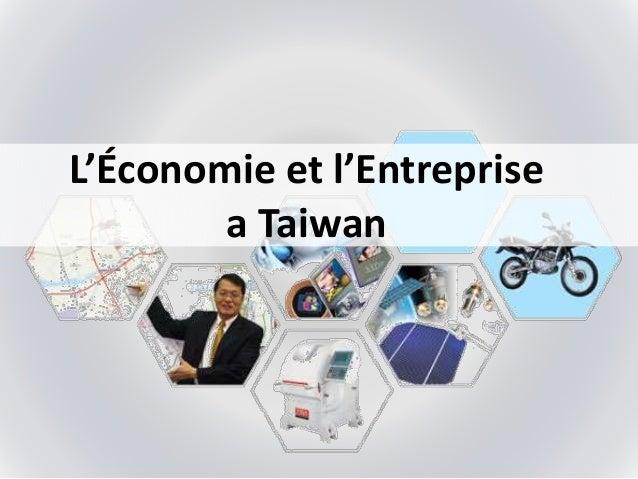 L'Économie et l'Entreprise a Taiwan