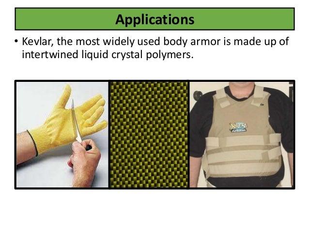applications of liquid crystals pdf