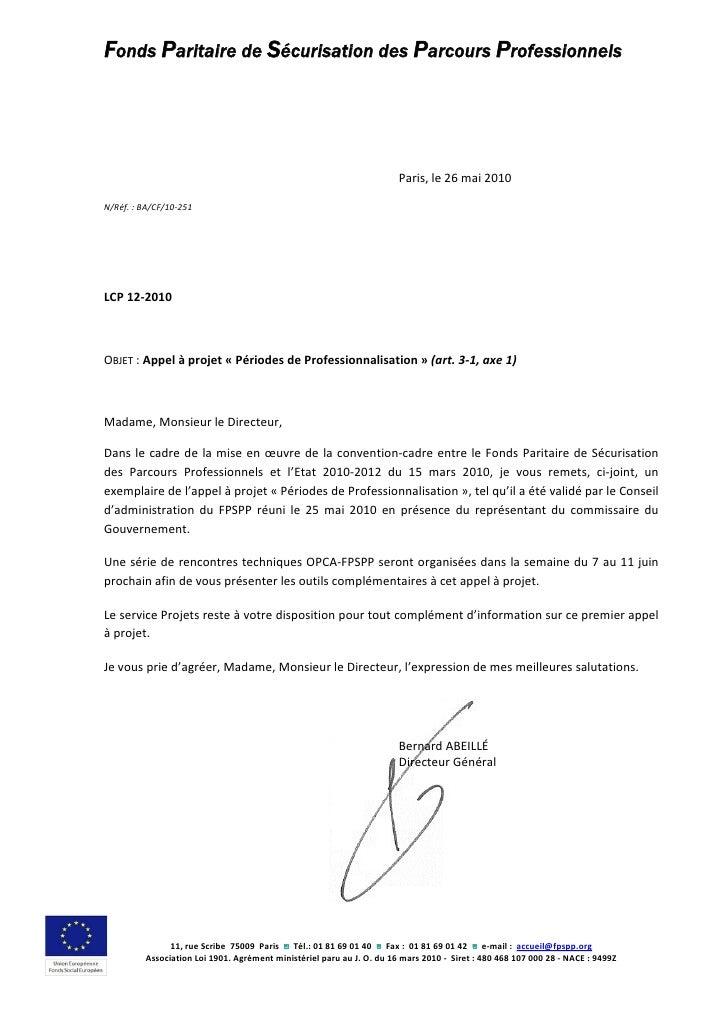Fonds Paritaire de Sécurisation des Parcours Professionnels                                                              ...